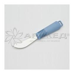 Нож столовый из нержавеющей...