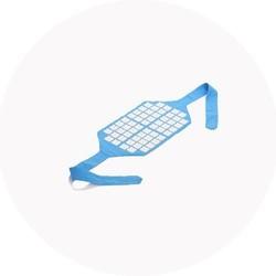Накладка Селиванова профилактическая для разгрузки позвоночника на офисное кресло