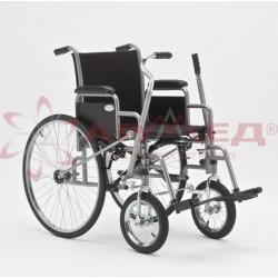 Кресло-коляска с ручным...