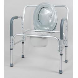 Кресло-туалет для полных...